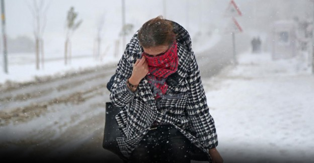 Bakan'dan Kritik Açıklama: O Gün Türkiye'ye Yoğun Kar Geliyor