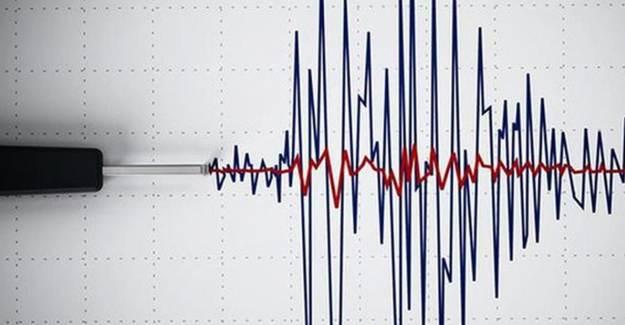 Balıkesir'de Artçı Deprem!