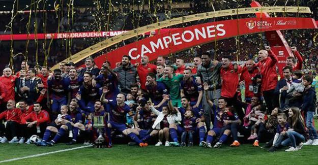 Barça Şampiyon Oldu Emre Çolaklı Deportivo'yu Küme Düşürdü!