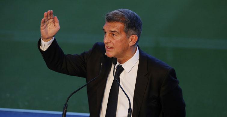Barcelona Başkanı Avrupa Süper Ligi'ni Savundu!