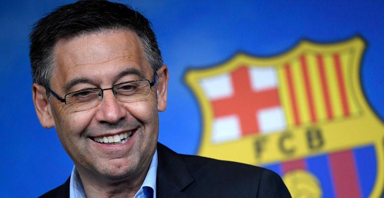 Barcelona Başkanı Şartlı Serbest Kaldı