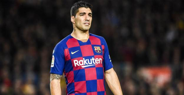 Barcelona'da Bir Kriz de Luis Suarez'de Yaşanıyor!