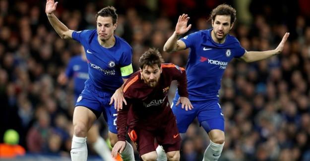 Barcelona'nın Yıldızı Messi Chelsea'yi Boş Geçmedi