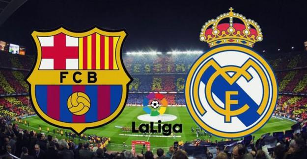 Barcelona-Real Madrid Maçı Canlı İzle, Ne Zaman, Saat Kaçta?