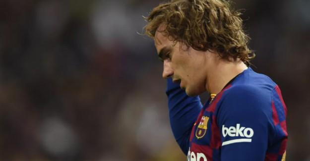 Barcelona'ya Transfer Olan Griezmann'ın Lisansı İptal Olabilir!