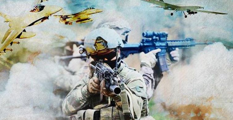 Barış Pınarı Bölgesinde 3 PKK/YPG'li Etkisiz Hale Getirildi