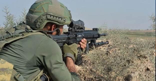 Barış Pınarı Bölgesinde 9 PKK Etkisiz Hale Getirildi