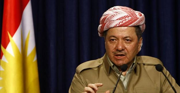 Barzani'den Teröre Yardım Desteği!
