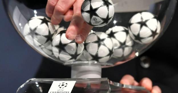 Başakşehir'in Şampiyonlar Ligi'ndeki Muhtemel Rakipleri Belli Oldu!