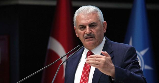 Başbakan Yıldırım AK Parti İl Kongresinde Konuştu!