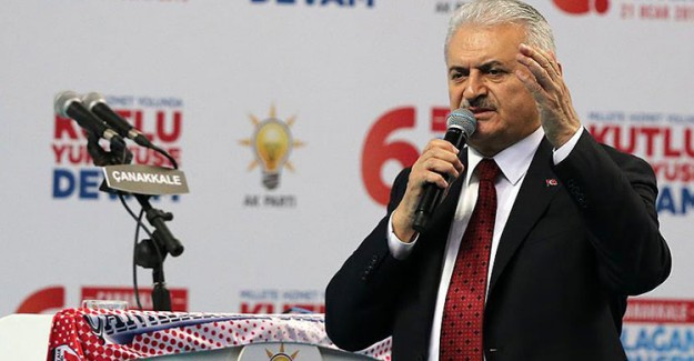 Başbakan Yıldırım: Türk Ekonomisi Harekattan Etkilenmez!