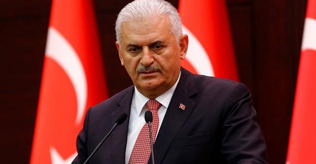 Başbakan Yıldırım'dan Kıbrıs Açıklaması!