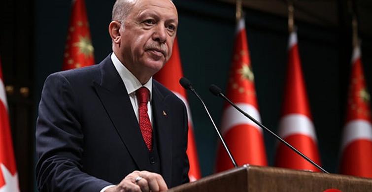 Başkan Erdoğan Müjdeyi Verdi