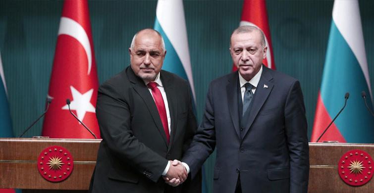 Başkan Erdoğan'dan Boyko Borisov'a Tebrik