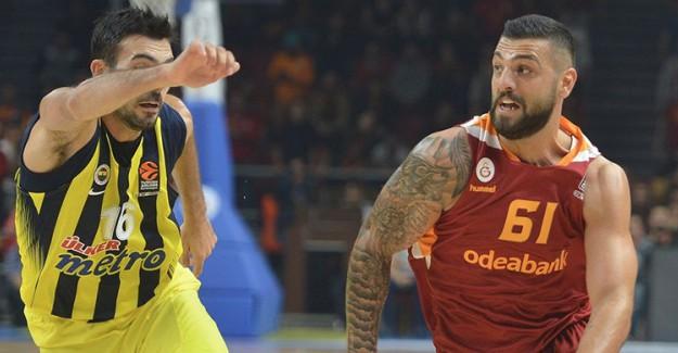 Basketbolda Dev Derbi! Galatasaray'ın Konuğu Fenerbahçe