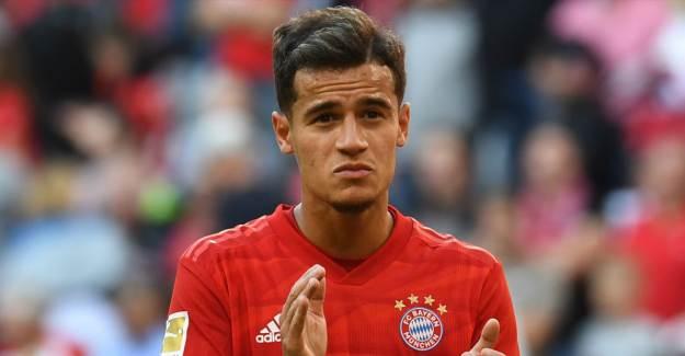 Bayern Münih, Coutinho'nun Opsiyonunu Kullanmadı