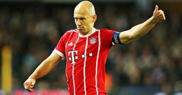 Bayern'de Robben Krizi! Oyuncu İsyan Etti