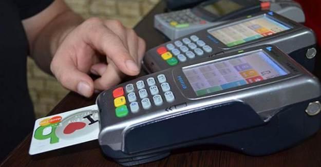 Bayramda Kartlarla 10.5 Milyar Lira Harcandı