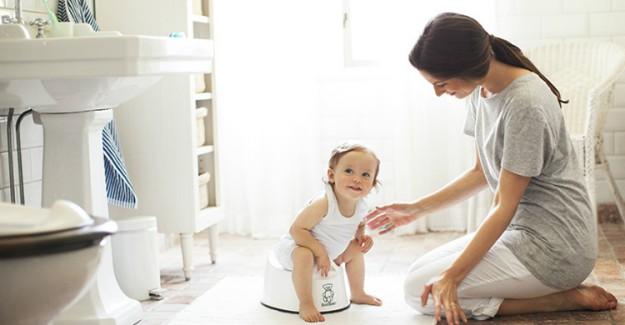 Bebeklere Tuvalet Eğitimi Ne Zaman Verilmeli?