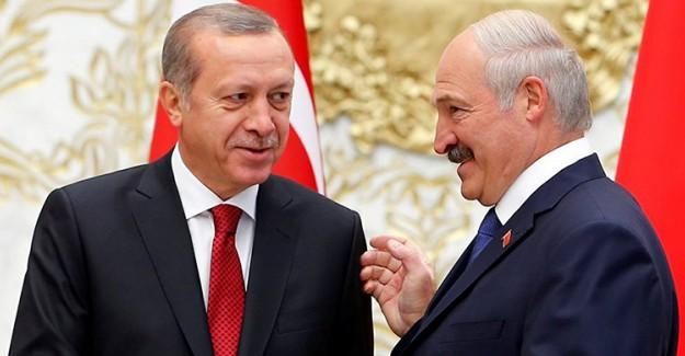 Belarus Cumhurbaşkanı Lukaşenko Türkiye'ye Geliyor