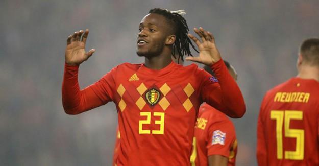 Belçika İkinci Yarıda Açıldı!