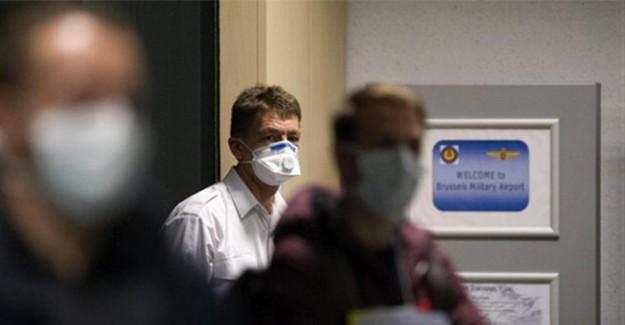 Belçika'da Coronavirüs Vakası Sayısı 53 Bine Yaklaştı