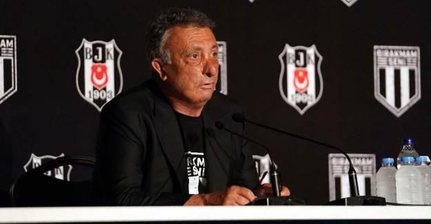 Beşiktaş Başkanı Çebi'den Balotelli Açıklaması