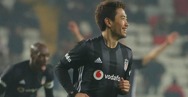 Beşiktaş - Bursaspor Maçında Kagawa Heyecanı