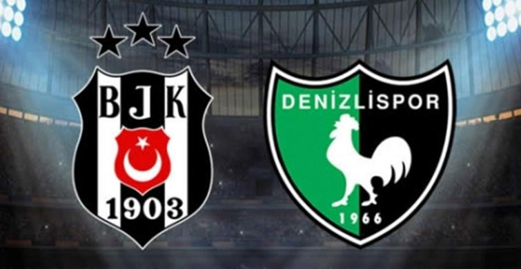 Beşiktaş Denizli'yi Ağırlayacak