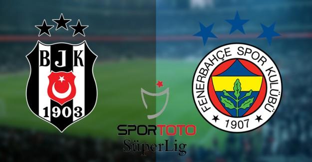 Beşiktaş Fenerbahçe Derbisi Ne Zaman Saat Kaçta?
