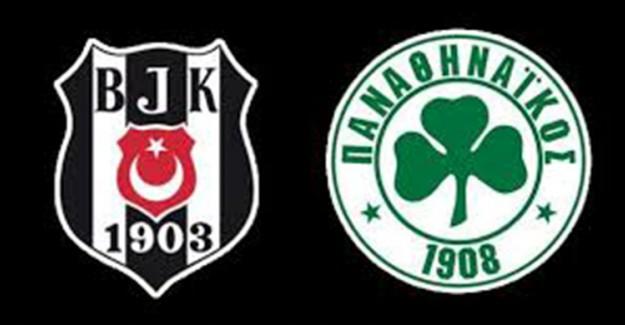 Beşiktaş - Panathinaikos Maçı Hangi Kanalda, Saat kaçta?