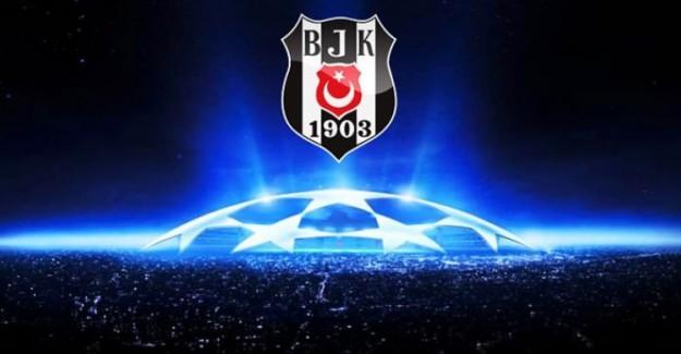 Beşiktaş Şampiyonlar Ligi İçin UEFA'ya Kadroyu Verdi! İşte Yeni İsimler