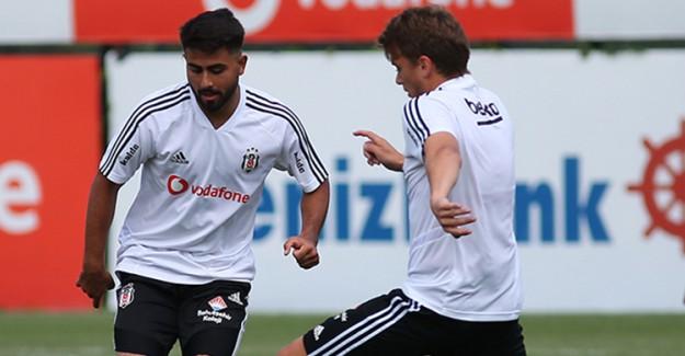 Beşiktaş, Sivasspor Hazırlıklarına Devam Ediyor