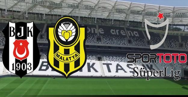 Beşiktaş Vodafone Park'ta Yeni Malatyaspor'u Ağırlıyor!