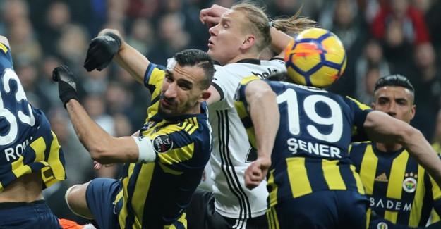 Beşiktaş-Fenerbahçe Maçı Ne Zaman, Saat Kaçta, Hangi Kanalda?
