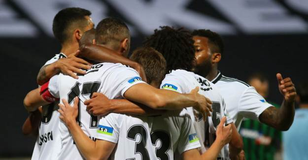 Beşiktaş'ı 3 Puan Değil Gençler Çok Mutlu Etti