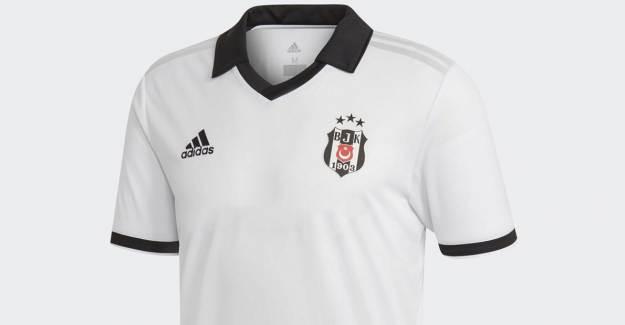 Beşiktaş'ın Yeni Forma Göğüs Sponsoru