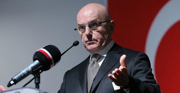 Beşiktaş'ta Divan Başkanlığına Yeniden Tevfik Yamantürk Seçildi