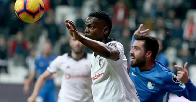 Beşiktaş'ta Yeni Transfer Isimat-Mirin Sakatlandı