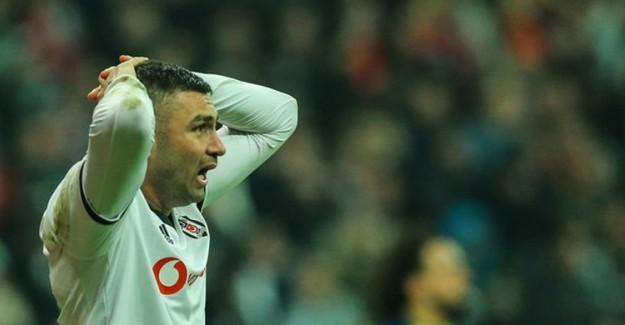 Beşiktaş'tan Burak Yılmaz Açıklaması! Kulüpten Ayrılıyor mu?