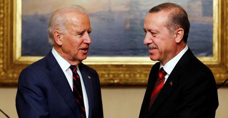 Beyaz Saray Erdoğan Ve Biden Görüşmesinin Sinyalini Verdi