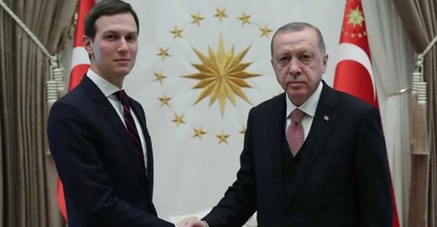 Beyaz Saray'dan Cumhurbaşkanı Erdoğan - Kushner Görüşmesine İlişkin Açıklama