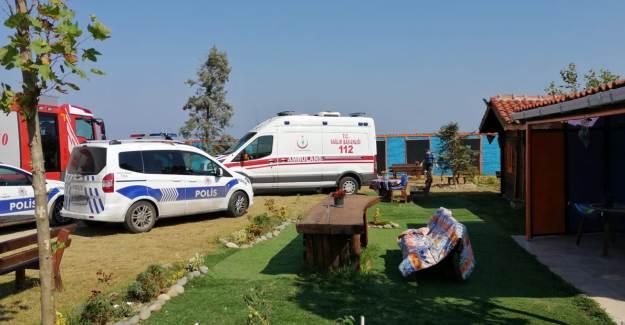 Beykoz'da Kamp Yapmaya Giden Gencin Cansız Bedeni Evine Götürüldü!