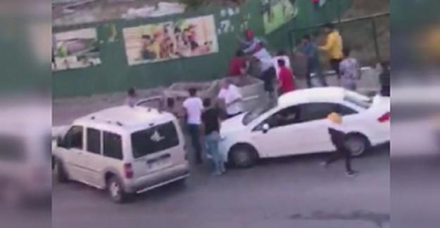 Beylikdüzü'nde Pompalı tüfekli, Sopalı Sokak Kavgasının Detayları Gün Yüzüne Çıktı