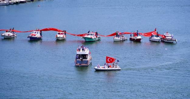 Beyoğlu Belediyesi'nden Haliç'te 19 Mayıs Etkinliği