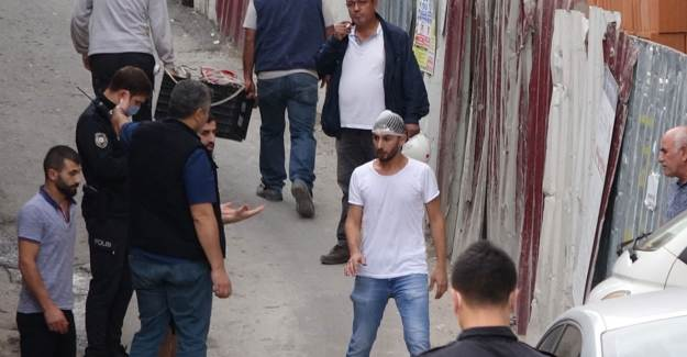 Beyoğlu'nda Nalbur Dehşeti: Kurşun Yağdırdı