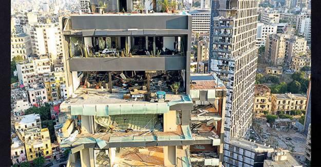 Beyrut'a 5 Milyon Dolarlık Destek Geldi