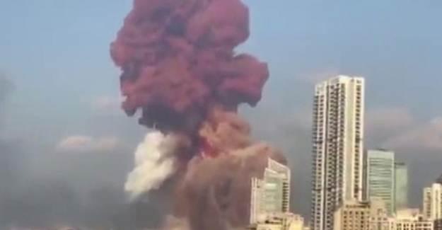 Beyrut'taki Patlamada 19 Kişi Daha Gözaltına Alındı