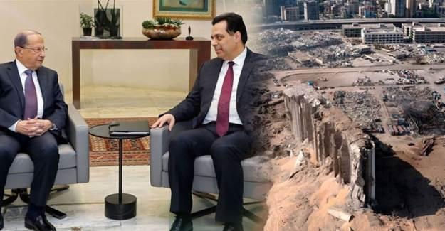 Beyrut'taki Patlamayla İlgili Gelişme: Başbakan ve Cumhurbaşkanına Amonyum Nitrat Uyarısı Gönderildi