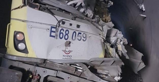 Bilecik'te Tren Raydan Çıktı: 2 Ölü